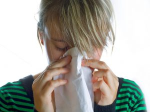 Acupuncture for seasonal allergies