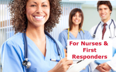 $15 Acupuncture for Nurses and First Responders October 2019