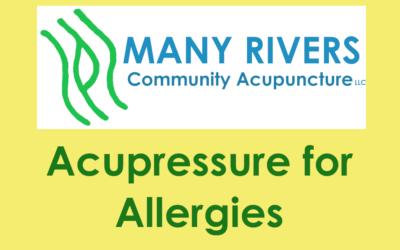 Help for Seasonal Allergies