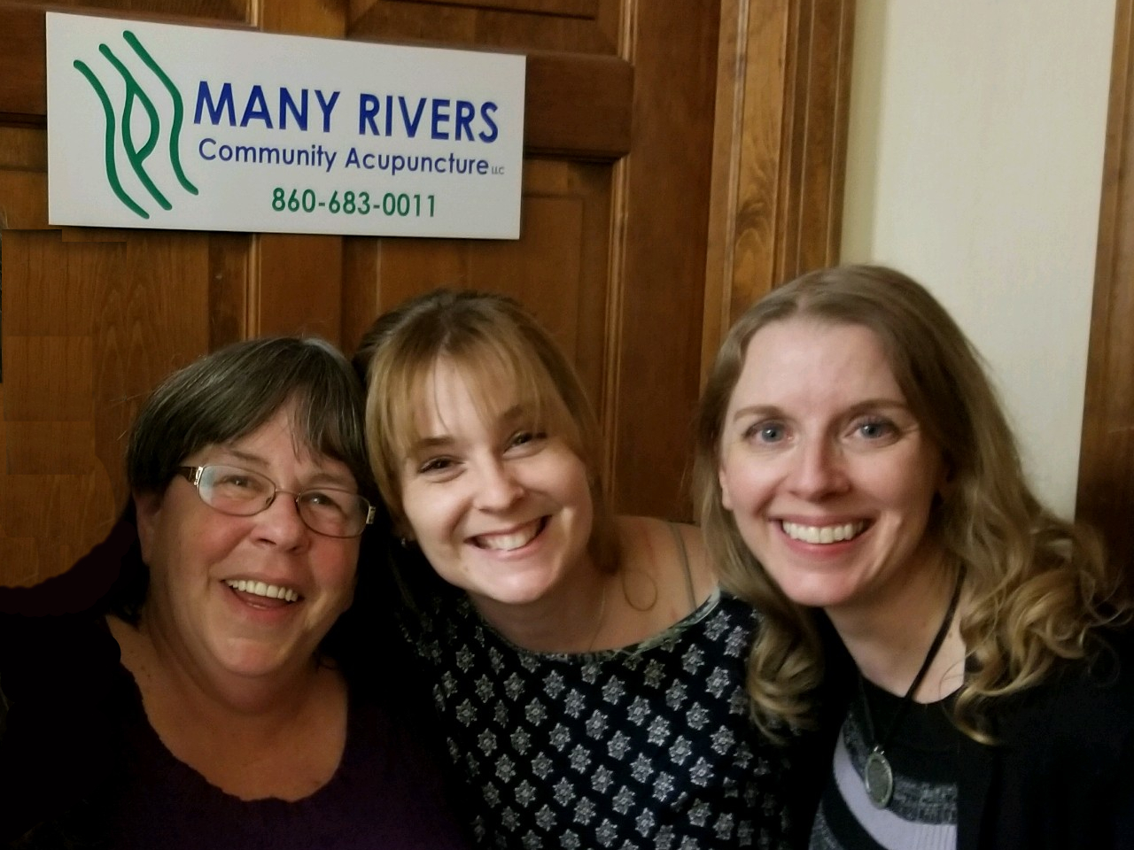 The Many Rivers staff