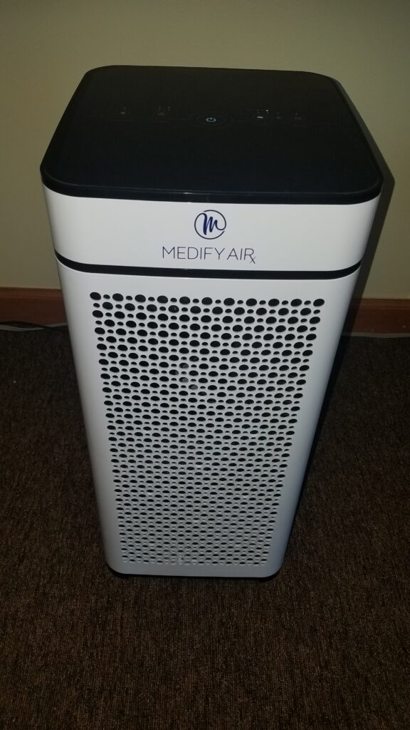 New air purifiers