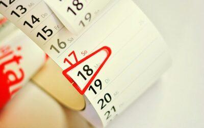 Fee Changes / December Schedule