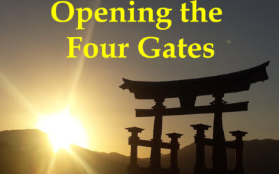 Open the Four Gates with Acupressure